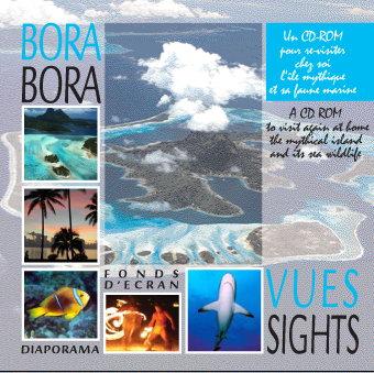 "CD-Rom  ""BORA BORA SIGHTS"""